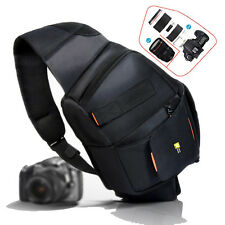 Pro 4 GH DSLR Camera Sling for Nikon D810 D800e D800 800 D7100 D5300 D3300 Bag