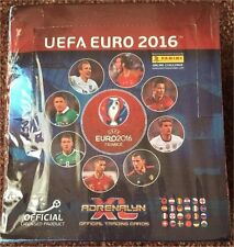 Panini Euro 2016 Adrenalyn XL Soccer Cards Box. 70 9-Card Packs (630 Cards/Box)
