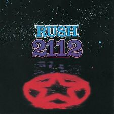 RUSH - 2112: REMASTERED CD ALBUM (1997)