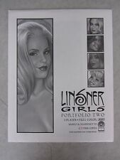 Linsner Girls Art Portfolio Two (2003) Signed and Limited 815/1500