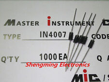 1000PCS 1N4007 IN4007 1A 1000V DO-41 Rectifier Diode