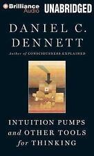 Intuition Pumps and Other Tools for Thinking by Daniel C. Dennett (2014, MP3...