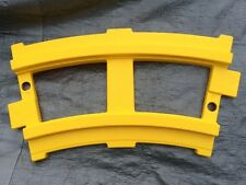 2 Peg Perego Curve Track for Santa Fe Thomas Ride-on Train Yellow Expansion