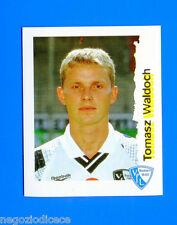 FUSSBALL BUNDESLIGA 1996-97 Figurina Sticker n. 27 - WALDOCH - BOCHUM -New