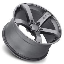 MRR VP5 18x8.5/18x9.5 5x108 Gun Metal Wheels Rims (Set of 4)