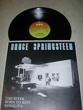 BRUCE SPRINGSTEEN The River / Born To Run / Rosalita 1981 *NM*