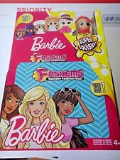 Fashems BARBIE series 1 FULL BOX of 35 blind capsule Limited Edition US Seller