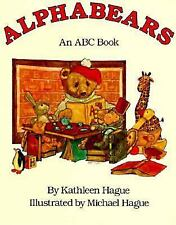 Alphabears : An ABC Book by Kathleen Hague (1991, Paperback, Revised)