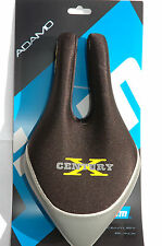 ISM Adamo Century Road Saddle Bike Seat Bicycle Cycling Foam Gel Black Prostate