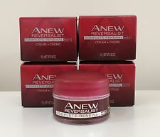 New Avon Anew Reversalist NIGHT Renewal Cream Trial Travel Size .50 oz. *Qty 4*