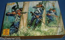 HAT 8063. 1805 FRENCH LIGHT INFANTRY. NAPOLEONIC ERA. 1/72 SCALE PLASTIC FIGURES