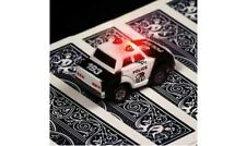 Mini Police Car Magic Trick FIND A CARD Close Up Street Party Show Parlor Party
