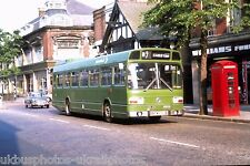 Crosville WFM808L Chester 14/06/74 Bus Photo