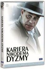 KARIERA NIKODEMA DYZMY  DVD( 3 disc)POLISH Shipping Worldwide