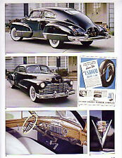 1946 Cadillac Series 62 + Sixty Special Article - Must See !!