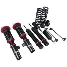 COILOVER For 04-11 BMW1 Series E87 32-STEP ADJUSTABLE SUSPENSION COILOVERS