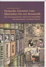 Deutsche Literatur vom Mittelalter bis zur Romantik von Adina-Monica Trinca (201