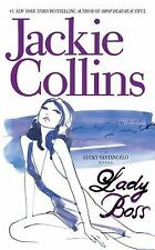 Lady Boss by Jackie Collins (1998, Paperback, Revised)