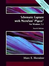 Schematic Capture with MicroSim PSpice for Windows Version 3.1 (4th Ed-ExLibrary