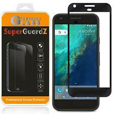 2X SuperGuardZ® Tempered Glass [FULL COVER] Screen Protector For Google Pixel XL