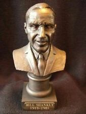 BILL SHANKLY BUST MODEL STATUE LIVERPOOL MANAGER FIGURINE RARE LEGENDS FOREVER