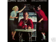 NEIL SEDAKA - Hits and Rarities - Boppin Neil Sedaka CD