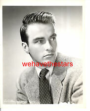 Vintage Montgomery Clift QUITE HANDSOME SEXY '49 MGM Publicity Portrait