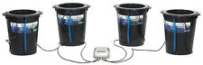Active Aqua 4 SITE Root Spa 5 Gal Bucket System Hydroponics SAVE $$ W/ BAY HYDRO