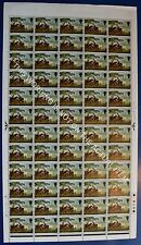 Full Sheet (60) MNH British Paintings 1967 9d stamps