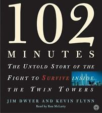 102 Minutes CD: The Untold Story of the Fight to Survive Inside the Twin Towers