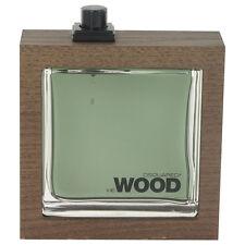 He Wood Rocky Mountain Wood TSTR by Dsquared2 3.4 oz Eau De Toilette Spray Men