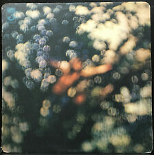 Pink Floyd Obscured By Clouds LP VG+ Stereo UK 1st SHSP 4020 Textured A1/B1