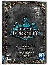 Pillars of Eternity - Bonus Edition (PC DVD  Brand New - Factory Sealed Package)