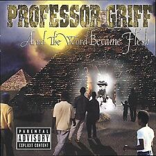 And the Word Became Flesh [PA] * by Professor Griff (CD, Sep-2001, The Right Stu