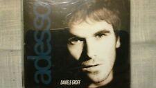 GROFF DANIELE - ADESSO. CD SINGOLO PROMO 1 TRACK
