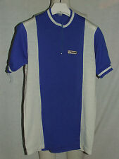 MAGLIA BICI SHIRT MAILLOT CICLISMO EROICA VINTAGE 70'S VALSPORT 30% LANA