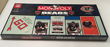 NFL Chicago Bears Collector's Edition Monopoly By Parker Bros Limited Edition