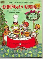 Christmas Goodies Cookbook Easy To make Child Recipes