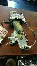 2005 - 2007 Ford Escape window motor regulator rear passenger side