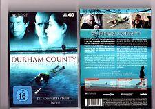 Durham County - Im Rausch der Gewalt - Staffel 1 - uncut (2010) DVD #12873
