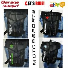 Dainese,Alpinestars,Bmw,Motorcycle,bag,backpack,drop leg bag,waist leg bag,