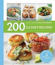 200 5:2 Diet Recipes: Hamlyn All Colour Cookbook by Angela Dowden