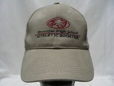 EPISCOPAL HIGH SCHOOL EAGLES ATHLETIC BOOSTER - ADJUSTABLE BALL CAP HAT!