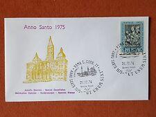 Timbro speciale Anno Santo 1975 Roma (mavat 098)
