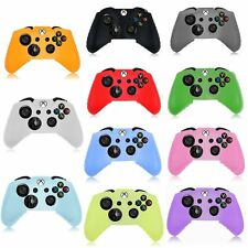 Xbox 360 Control Pad Soft Silicone Skin Coloured Cover Controller Rubber Red