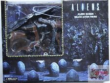"NECA BLUE ALIEN QUEEN DELUXE ALIENS CLASSIC 15 - 30"" LONG 2015 15"" INCH FIGURE"