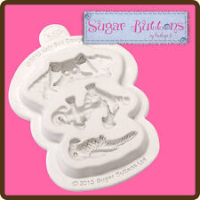 Katy Sue Designs SUGAR BUTTONS PIRATE ACCESSORIES Cake Crafting Mould  CSB005
