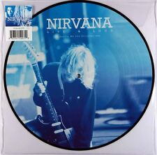 Nirvana - Live & Loud -Seattle 13th Dec 1993 (Limited Picture Disc LP) in stock