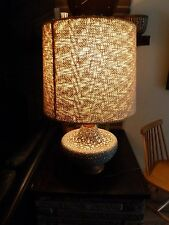 Spectacular 1960's Vintage Mid Century Retro Lava Lamp or Crater Lamp - Unique