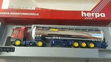 MAN TGA Silo Sattelzug Spedition Emons Transport  Logistik Gruppe von Herpa